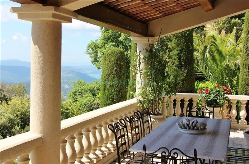 Vente de prestige maison / villa Cabris 1340000€ - Photo 14