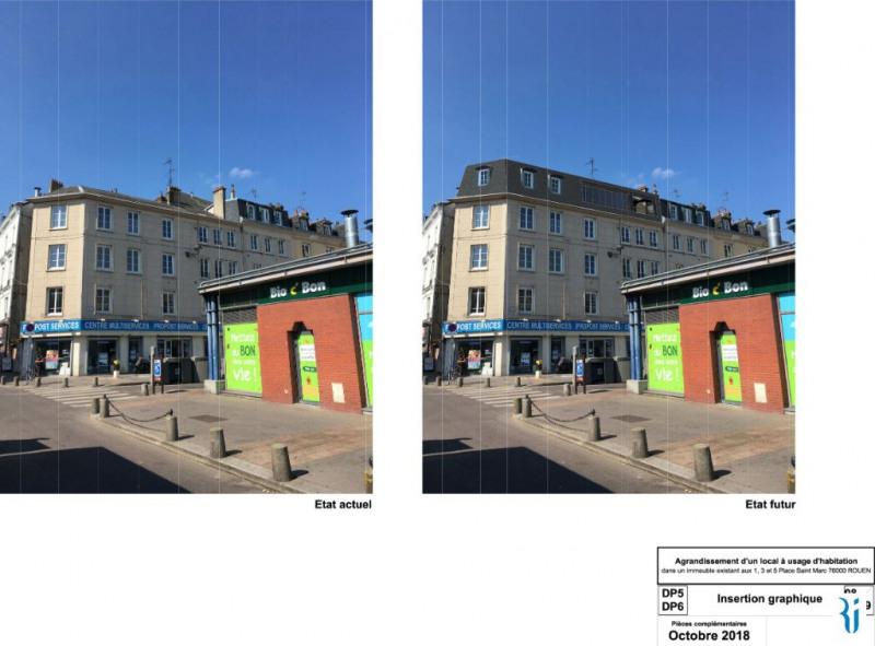 Vendita appartamento Rouen 189600€ - Fotografia 1