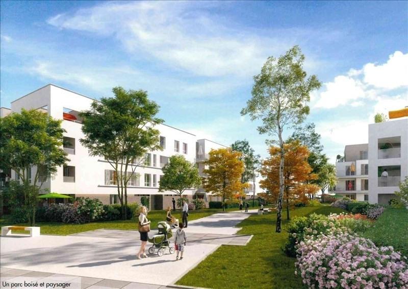Vente appartement Bois d'arcy 288750€ - Photo 2
