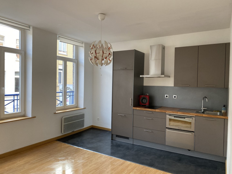 Sale apartment Lille 131 500€ - Picture 4