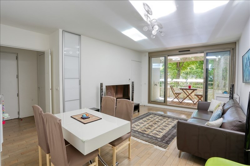 Vente de prestige appartement Paris 15ème 830 000€ - Photo 1