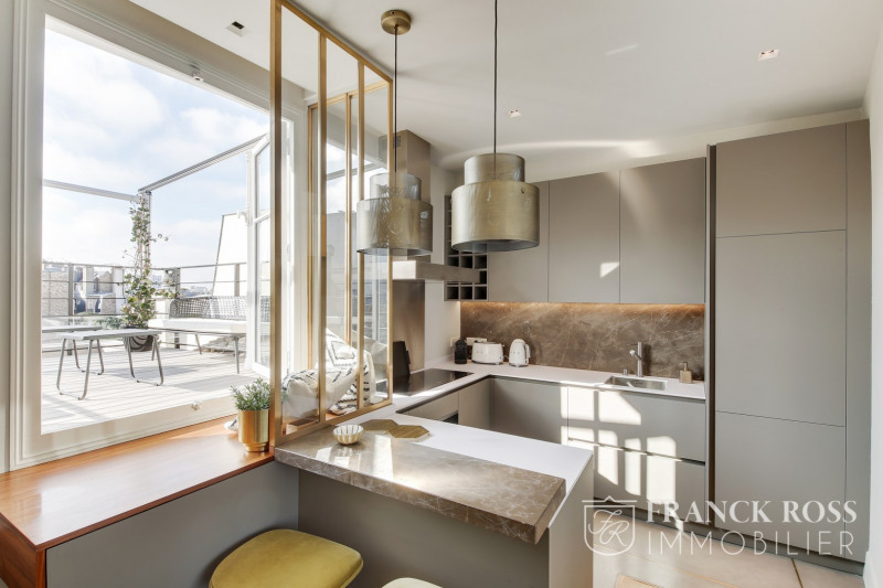 Rental apartment Paris 5ème 4300€ CC - Picture 14
