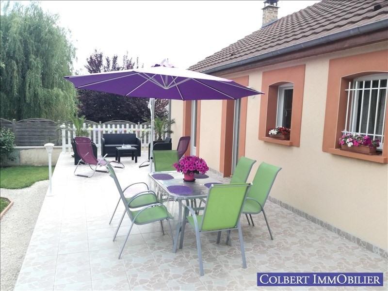 Vente maison / villa Venouse 189000€ - Photo 2