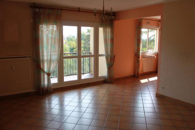 Revenda apartamento Pont eveque 136500€ - Fotografia 1