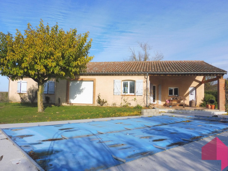 Vente maison / villa Baziege 388000€ - Photo 5