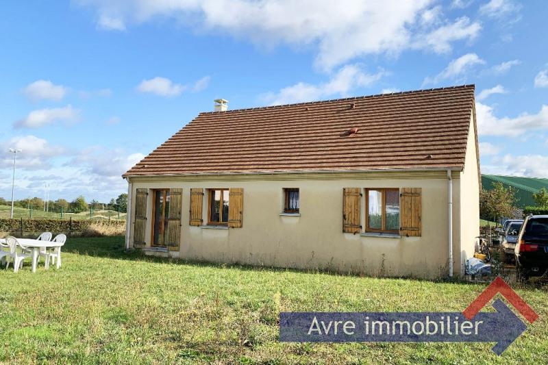 Sale house / villa Verneuil d'avre et d'iton 155000€ - Picture 1