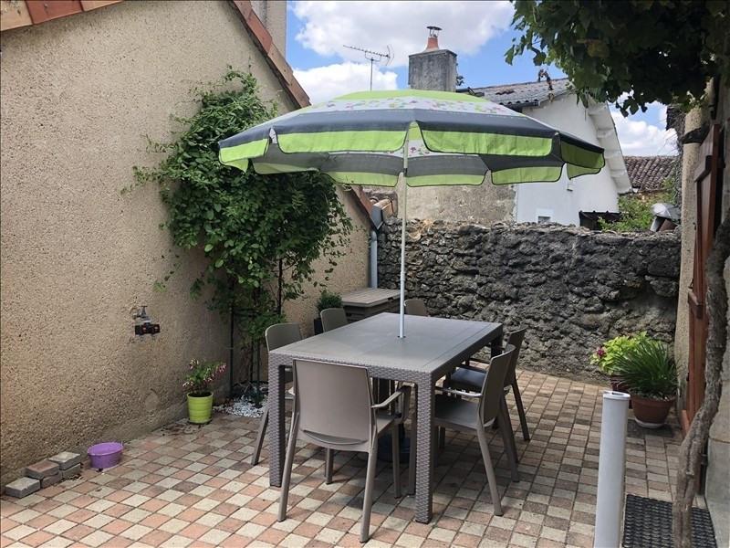 Vente maison / villa Marnay 109000€ - Photo 1