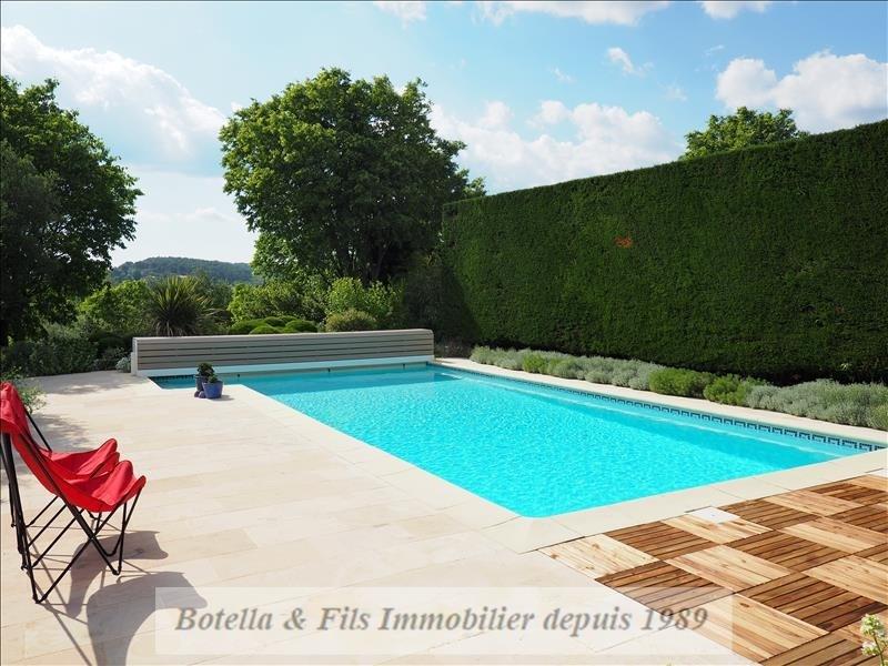 Deluxe sale house / villa Uzes 750000€ - Picture 15