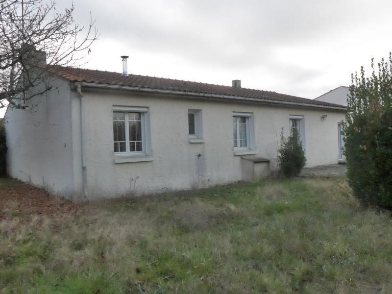 Vente maison / villa Venansault 139100€ - Photo 1