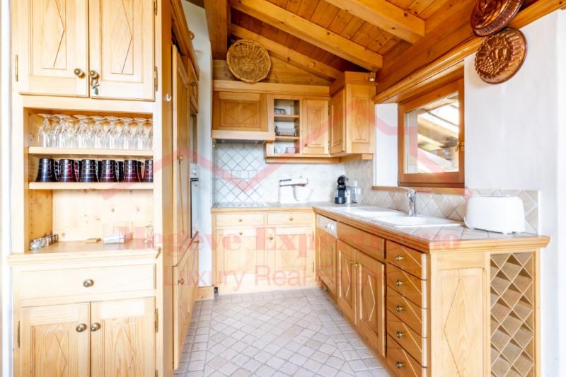 Vente de prestige appartement Megève 3900000€ - Photo 7