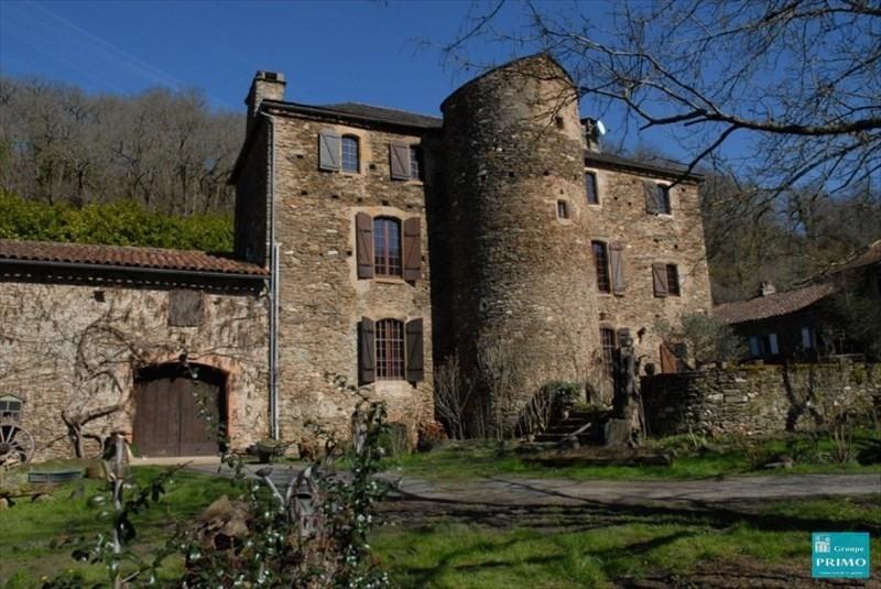 Vente de prestige château Ambialet 650000€ - Photo 2