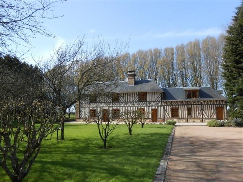 Venta de prestigio  casa St philbert des champs 787500€ - Fotografía 1