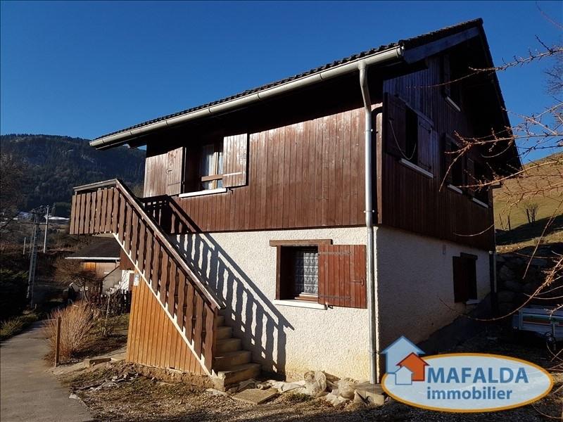 Sale house / villa Mont saxonnex 233000€ - Picture 2