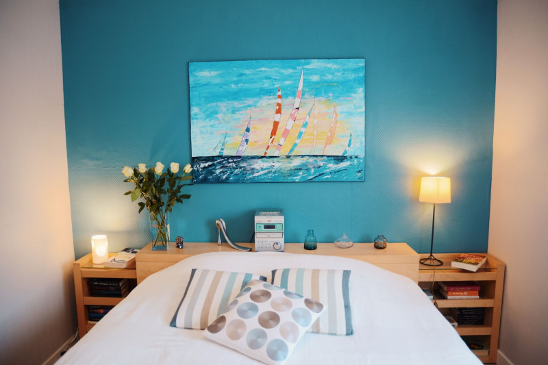 Vacation rental apartment Stella plage 220€ - Picture 9