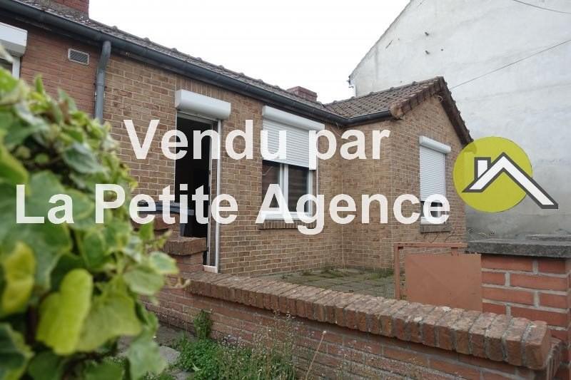 Vente maison / villa Billy berclau 77700€ - Photo 1