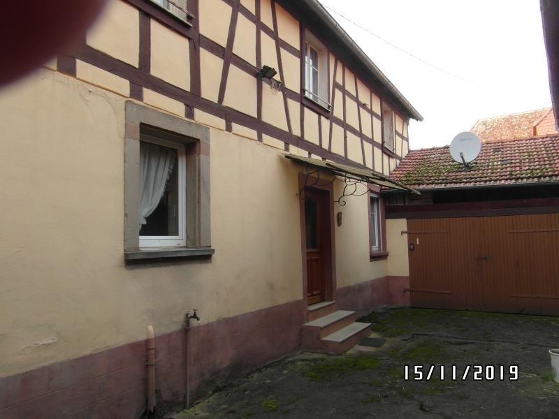 Verkauf haus Bosselshausen 169000€ - Fotografie 1