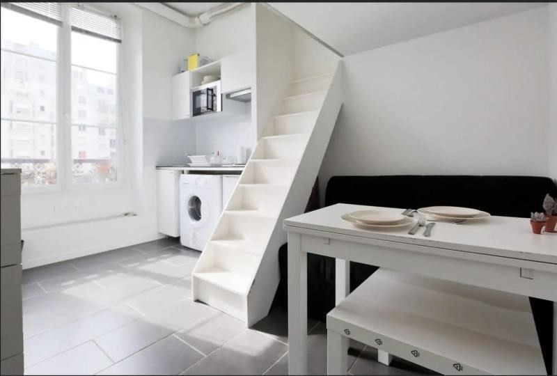 Sale apartment Paris 10ème 180 000€ - Picture 2