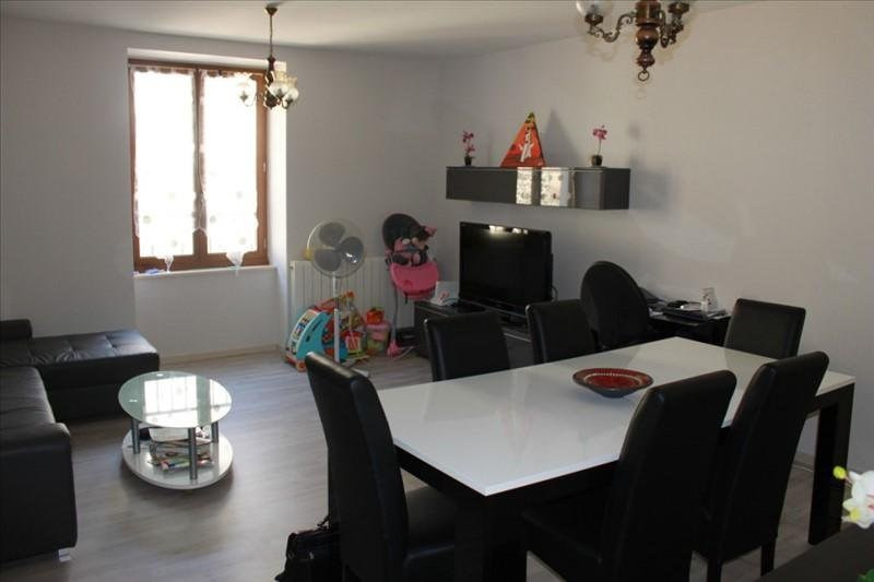 Vente appartement Beaurepaire 106000€ - Photo 2