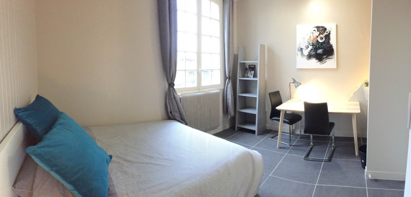 Rental apartment Fontainebleau 800€ CC - Picture 1