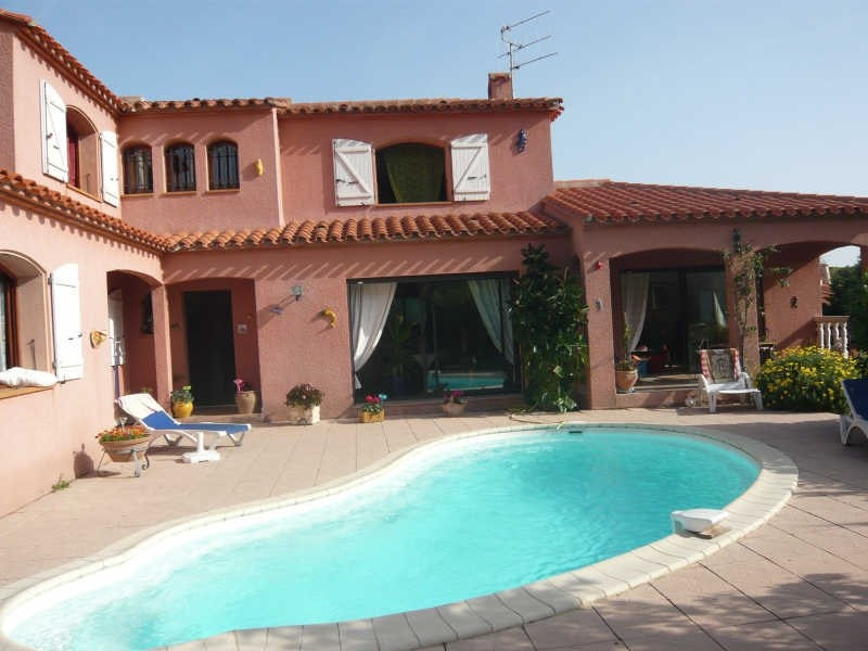 Deluxe sale house / villa Collioure 718000€ - Picture 1