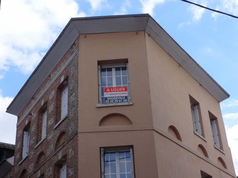 Location appartement Doudeville 395€ CC - Photo 3