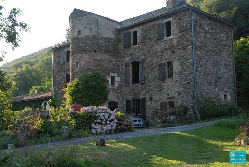 Vente de prestige château Ambialet 650000€ - Photo 1