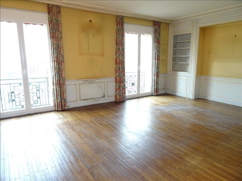 Deluxe sale apartment Paris 16ème 1 260 000€ - Picture 2