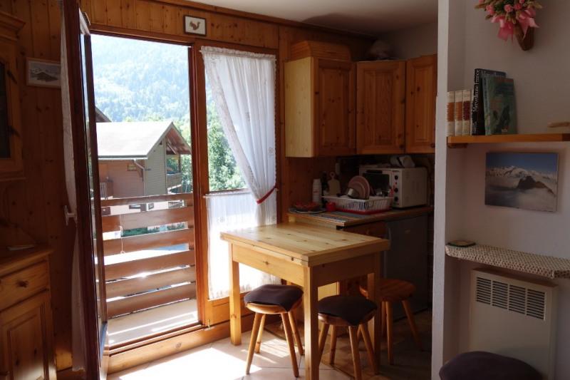 Vente appartement Les houches 165000€ - Photo 1