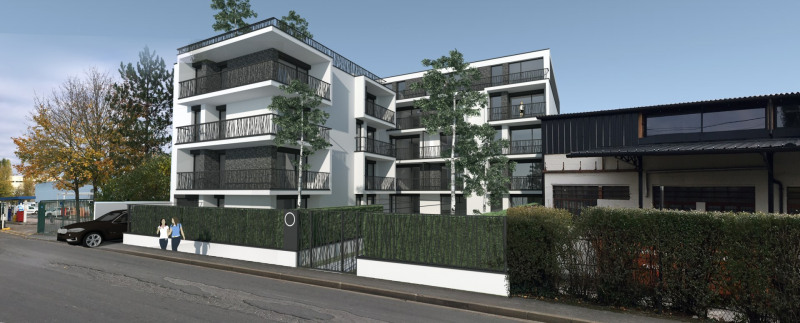 Produit d'investissement appartement Noisy le grand 310 000€ - Photo 1