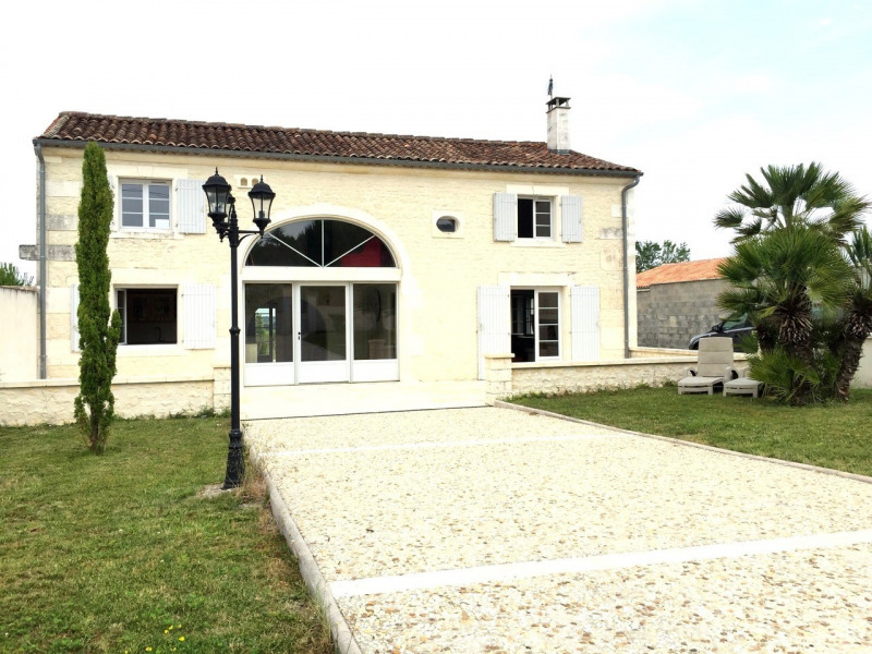 Vente maison / villa Genté 312110€ - Photo 1