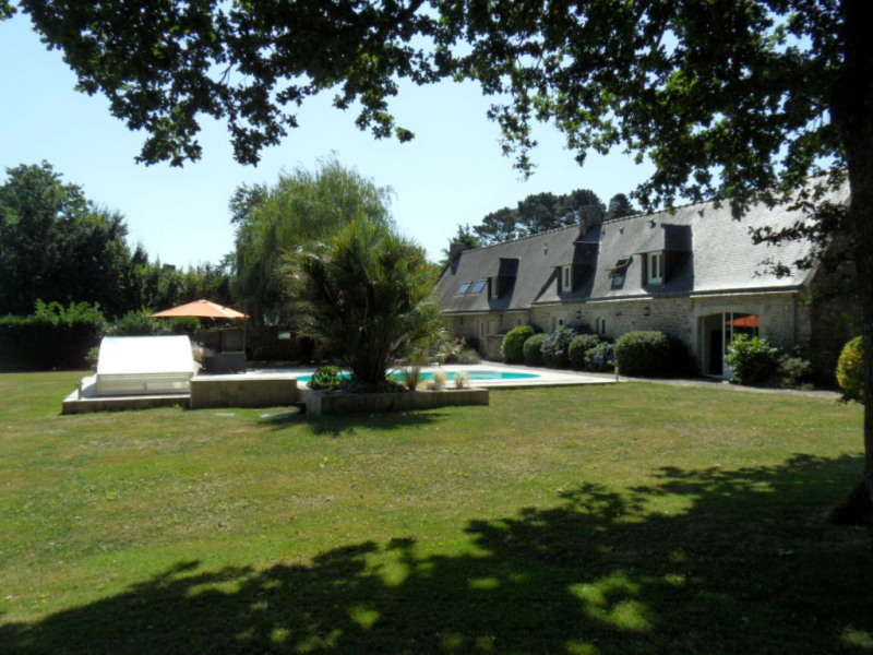 Deluxe sale house / villa St philibert 690 850€ - Picture 2