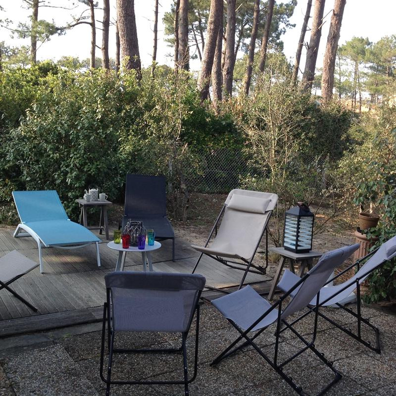 Vacation rental house / villa Capbreton 620€ - Picture 3