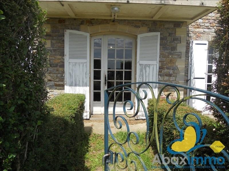 Vente maison / villa Potigny 275860€ - Photo 1