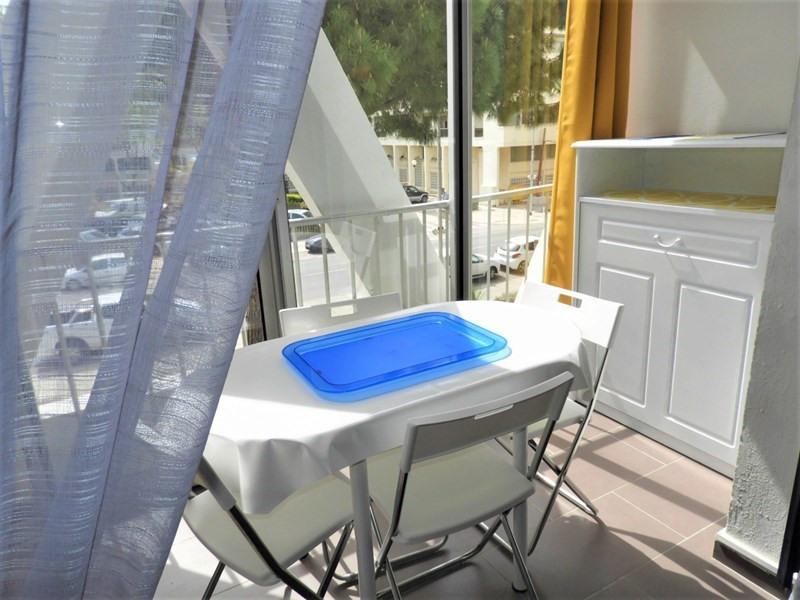 Vermietung von ferienwohnung wohnung La grande motte 195€ - Fotografie 3