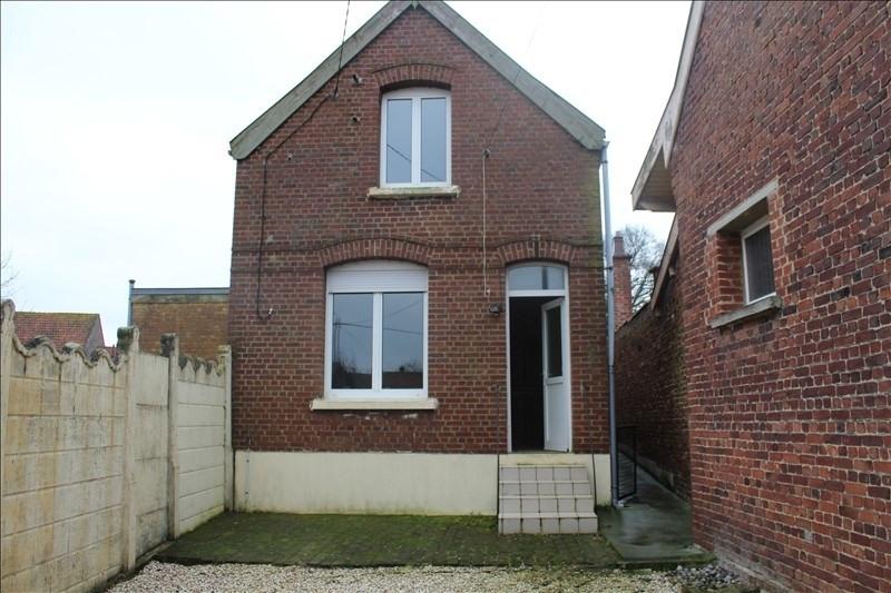 Sale house / villa Bapaume 69800€ - Picture 1