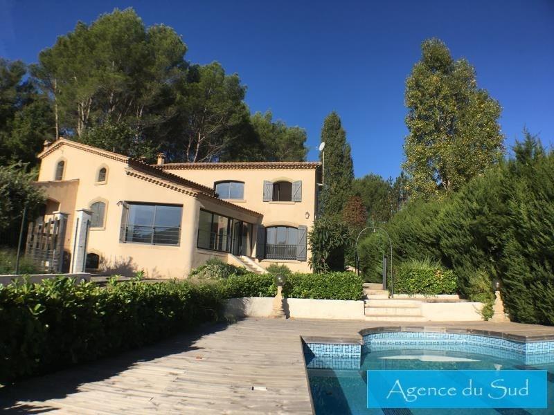 Vente de prestige maison / villa La bouilladisse 649000€ - Photo 1