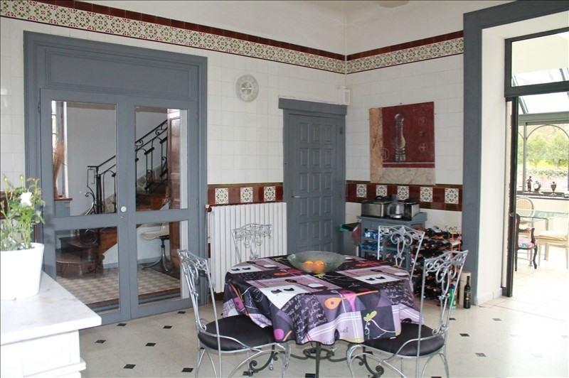 Vente maison / villa Oisy le verger 370000€ - Photo 7