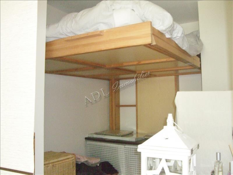 Sale apartment Gouvieux 132000€ - Picture 4