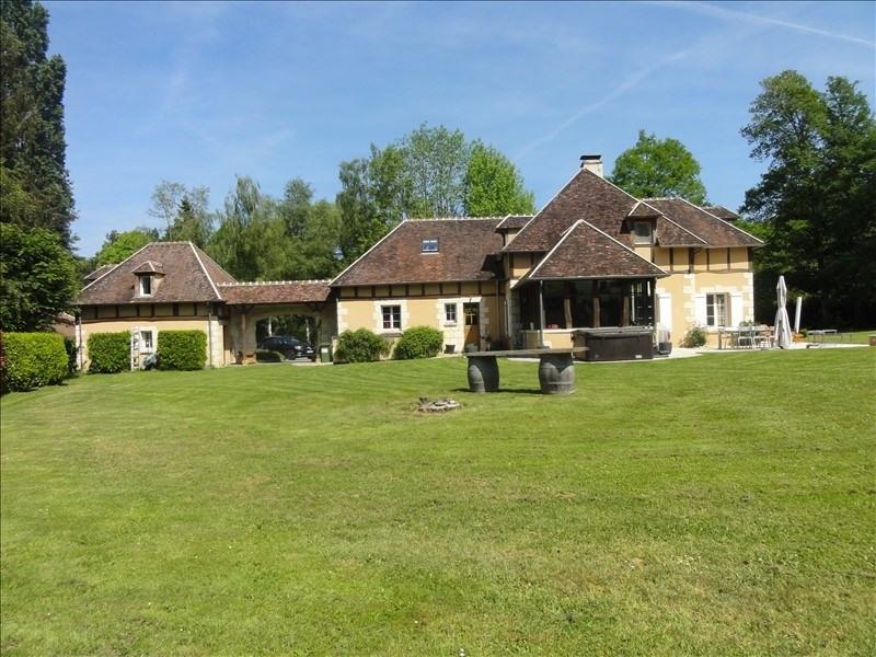 Deluxe sale house / villa Montfort l amaury 1490000€ - Picture 2