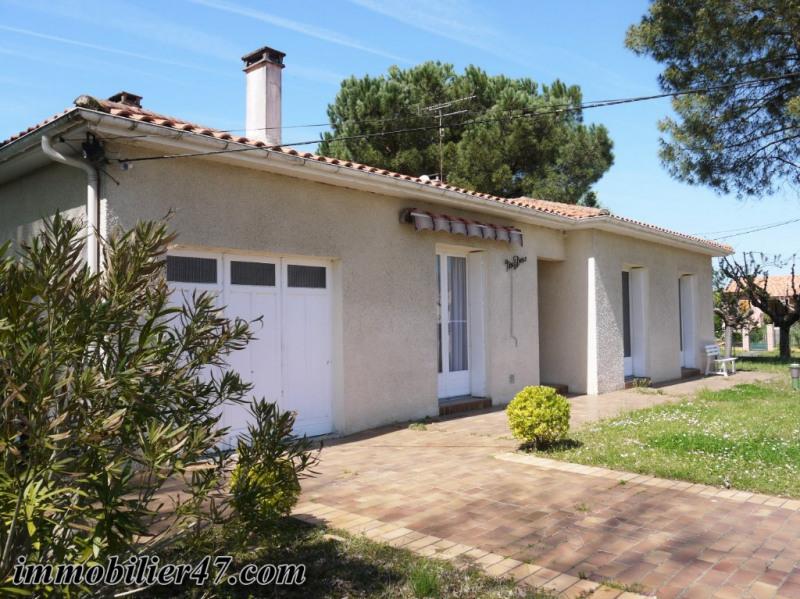 Vente maison / villa Sainte livrade sur lot 139000€ - Photo 2