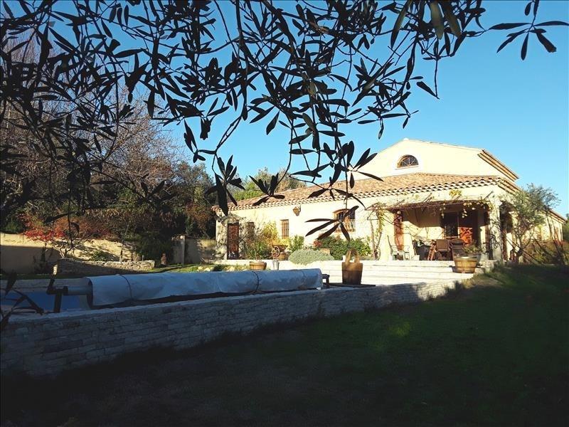 Deluxe sale house / villa Les pennes mirabeau 575000€ - Picture 1