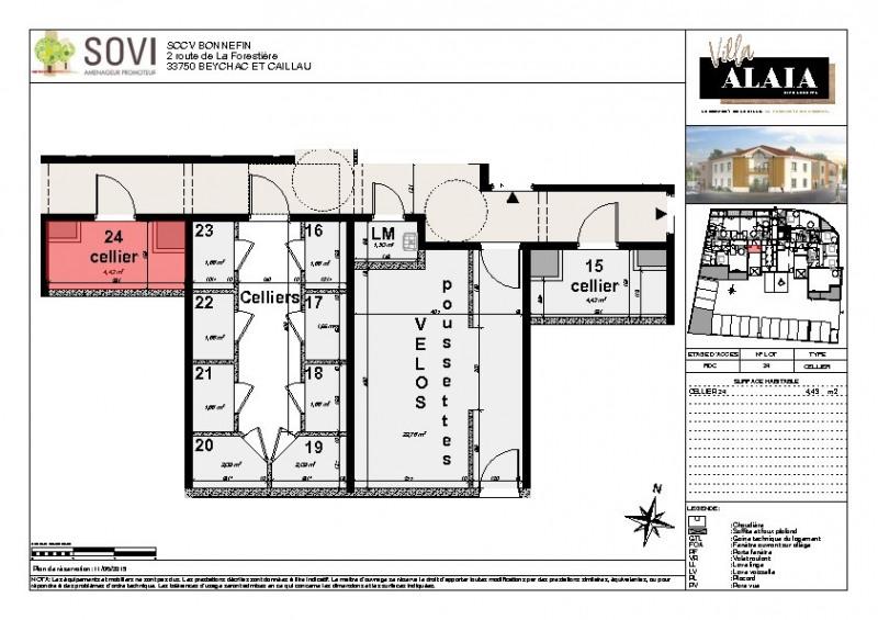 Vente appartement Biscarrosse 262000€ - Photo 3