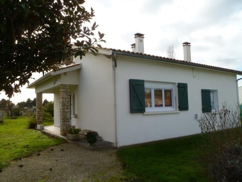 Vente maison / villa Le chateau d'oleron 314000€ - Photo 2