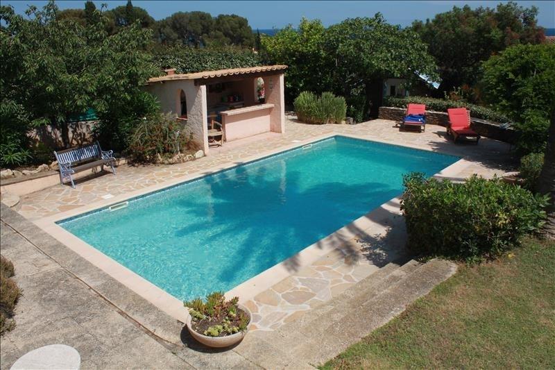 Vente de prestige maison / villa Les issambres 840000€ - Photo 2