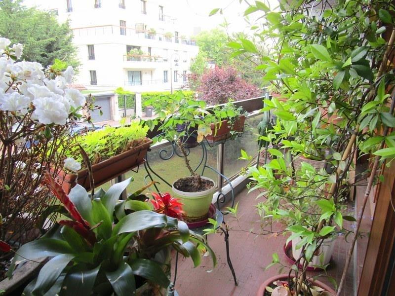 Vente appartement St cloud 390000€ - Photo 1