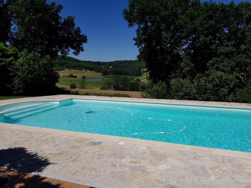 Sale house / villa Beauville 252000€ - Picture 8