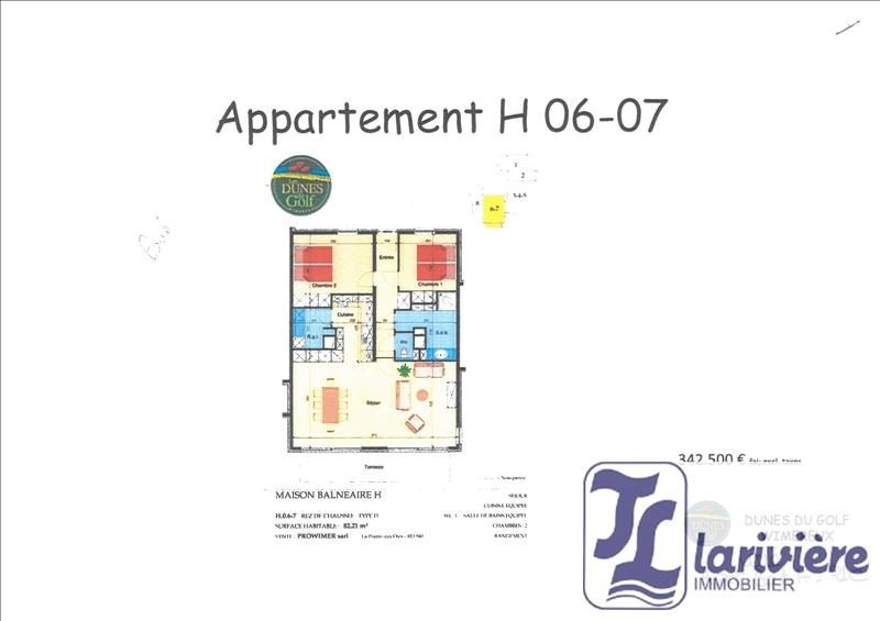 Sale apartment Wimereux 342 500€ - Picture 6