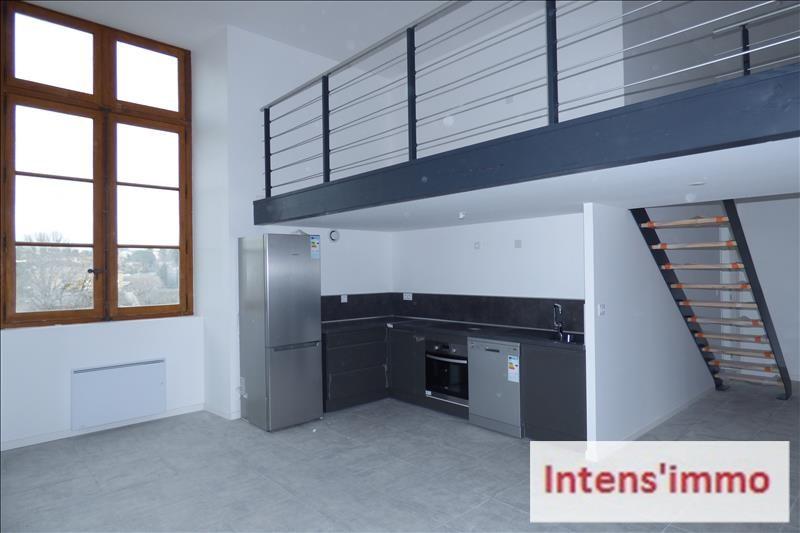 Rental apartment Chatuzange le goubet 880€ CC - Picture 1