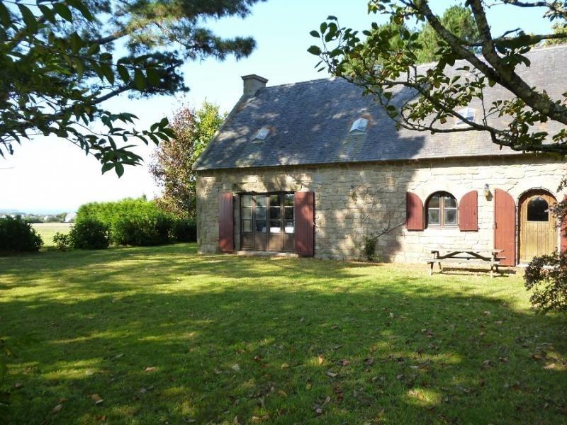 Vente maison / villa Kerlaz 208000€ - Photo 1