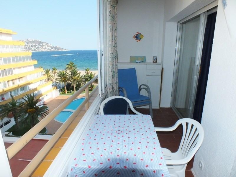 Alquiler vacaciones  apartamento Roses santa-margarita 520€ - Fotografía 11